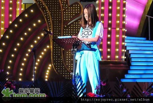 張萱妍出席大學生電視節 潮流先鋒成學生偶像