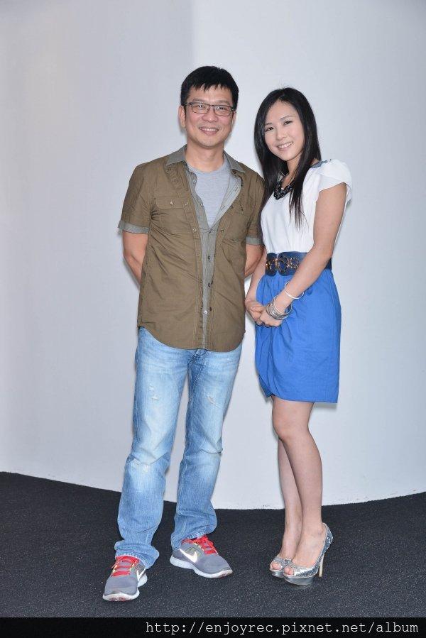陳子鴻非常期待新人吳申梅在戲劇中的表現