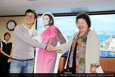 「再加一場就好!」陳菊市長為民請命促成「十全十美」