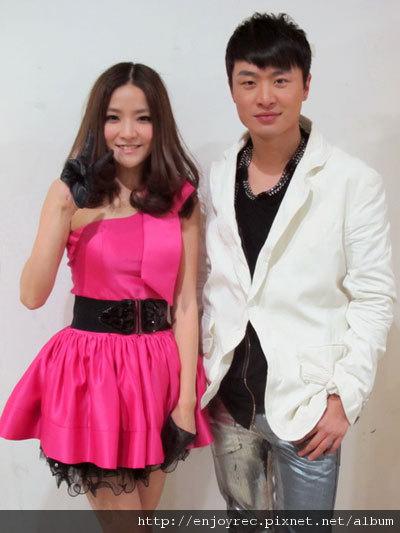 2010跨年-張萱妍與天悅