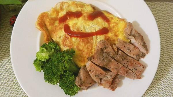 蛋包飯 (01)