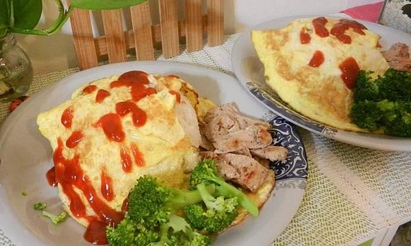 蛋包飯 (02)