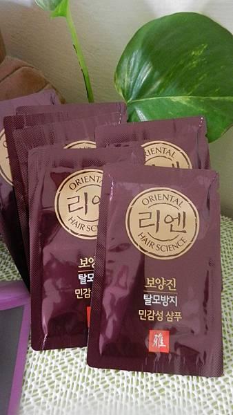 ReEn琍艷 保養珍無矽靈健髮專用洗髮精 (2).JPG