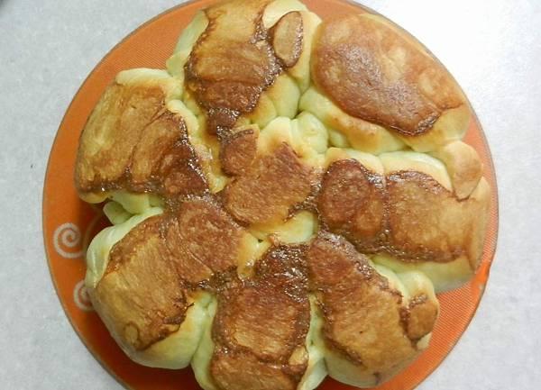電子鍋版奶油麵包 (17).JPG