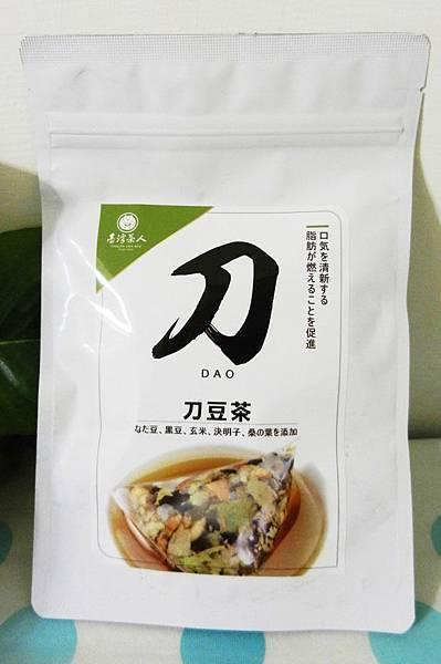 台灣茶人切油斬臭輕纖刀豆茶3角立體茶包 (4).JPG