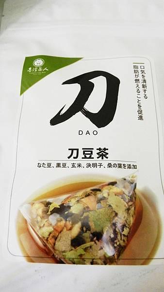 台灣茶人切油斬臭輕纖刀豆茶3角立體茶包 (6).JPG
