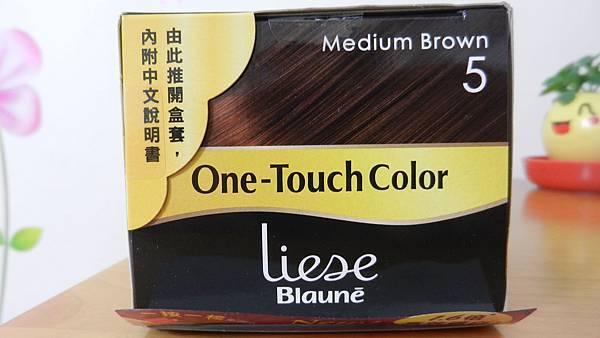 莉婕頂級一按即梳染髮霜 (10).JPG