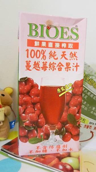 南非天然蔓越莓綜合果汁 (5).JPG