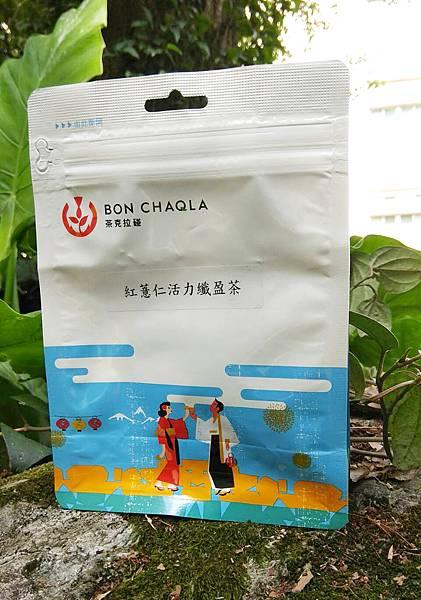 台灣茶人-紅薏仁活力纖盈茶