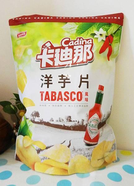 卡迪那洋芋片TABASCO風味 (1).JPG
