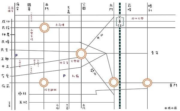 tainan's map-2
