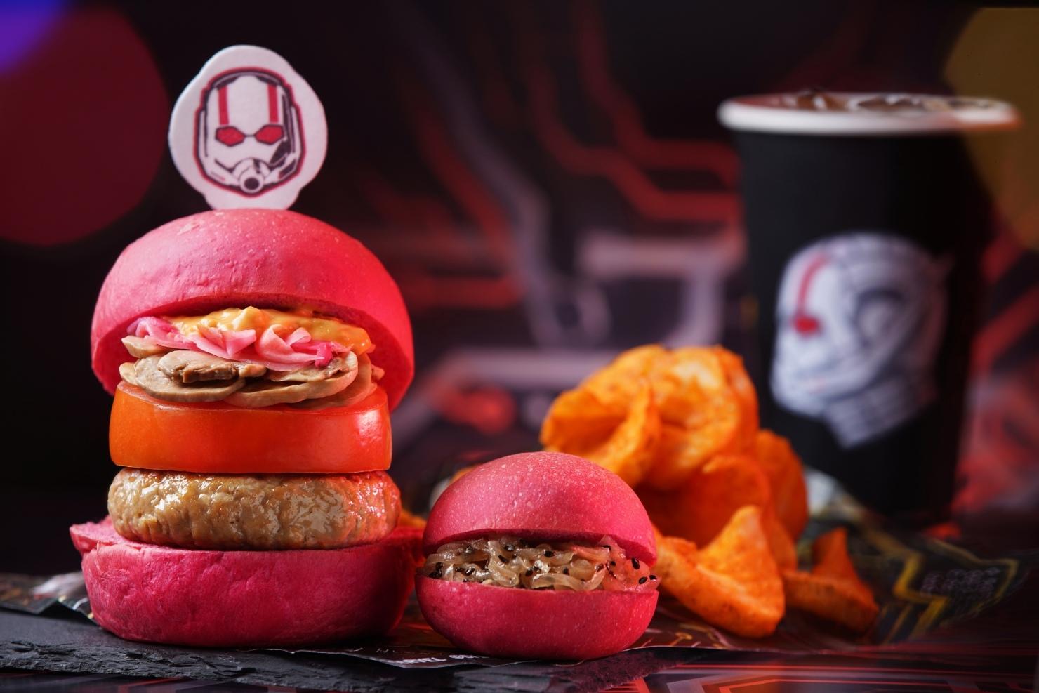 Beetroot and Cheese Burger Combo.jpg