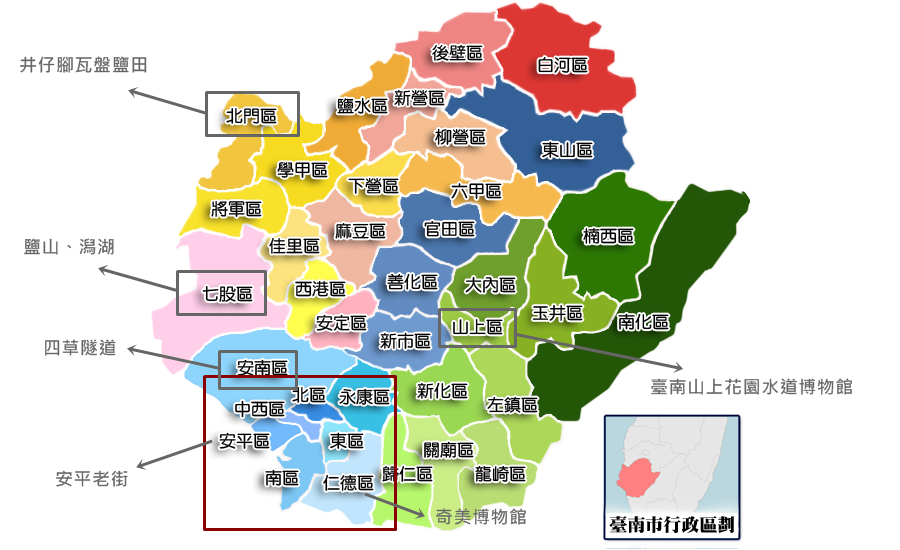 Tainan_map