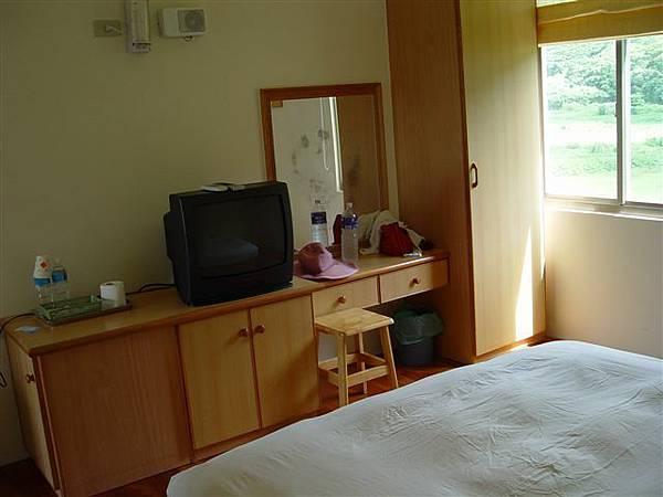 綠島公館旅店房間