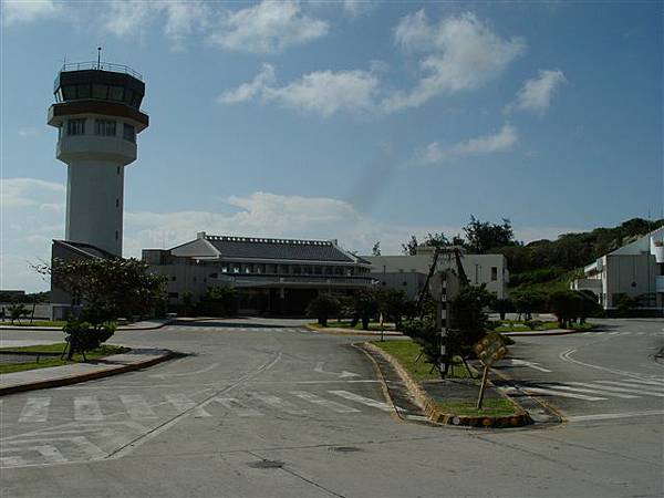 綠島航空站