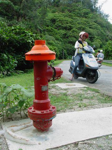單孔消防栓