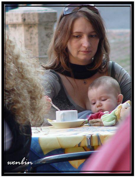 義大利的辣媽+娃娃