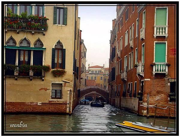 威尼斯的大小運河
