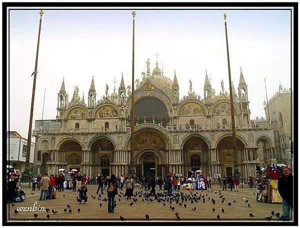 聖馬可教堂(Basilica di San Marco)