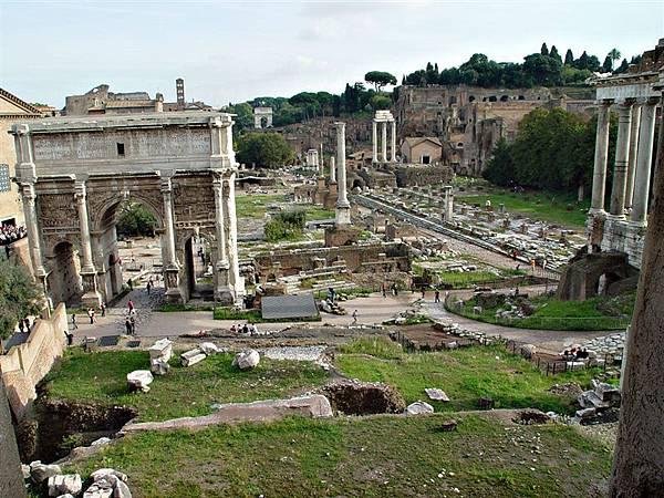 古羅馬市場遺址