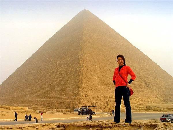 吉薩金字塔區-