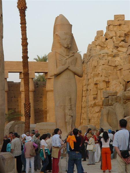 卡納克神廟(Temple of Karnak)