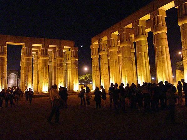 路克索神廟(Temple of Luxor)