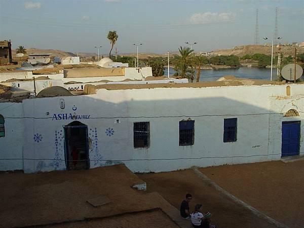 努比亞人的家