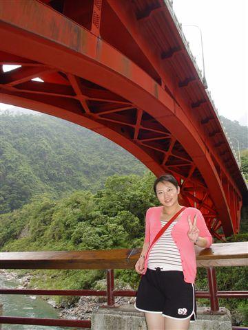砂卡礑橋下
