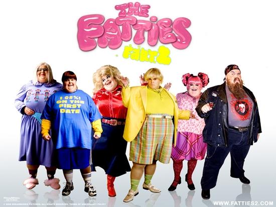 偽預告片《The Fatties》