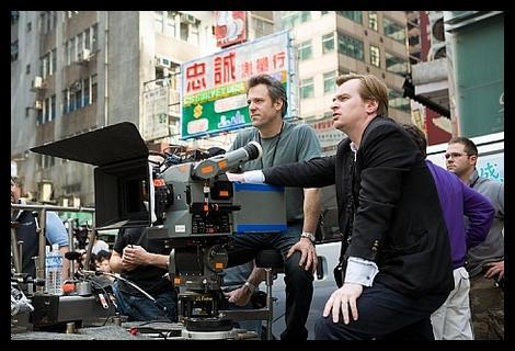 蝙蝠俠黑暗騎士部分畫面使用IMAX攝影機拍攝