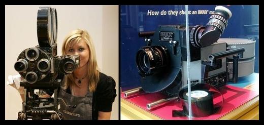 傳統電影攝影機&IMAX攝影機