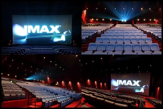日新威秀IMAX