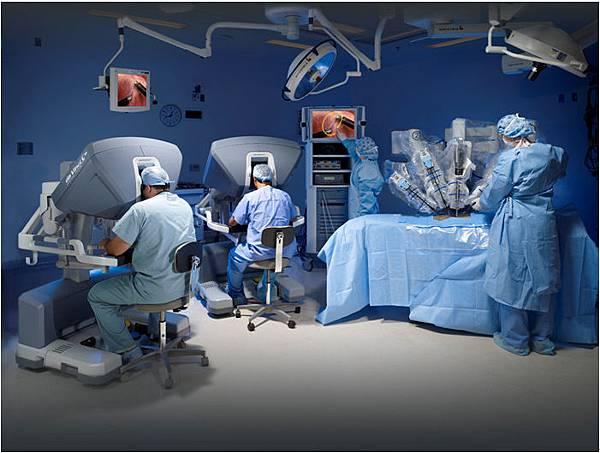 達文西手術系統