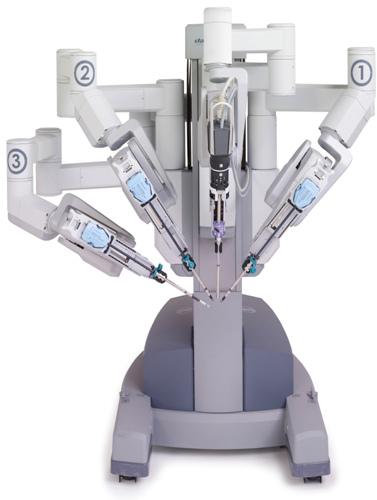 手術台車 (Surgical Cart)