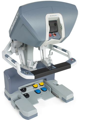 手術控制台 (Surgeon Console)