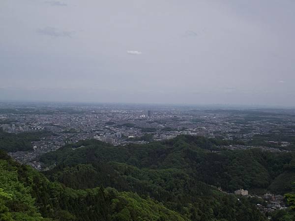 高尾山觀景台 (13)