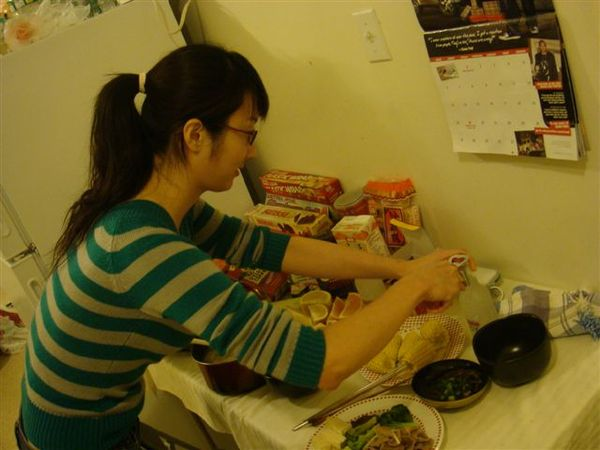 吃火鍋慶祝