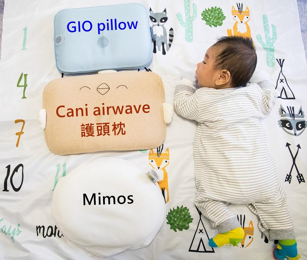 Cani Airwavegio Pillow Mimos