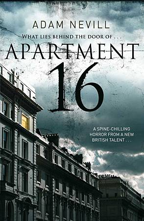 Adam Nevill - Apartment 16 - Large