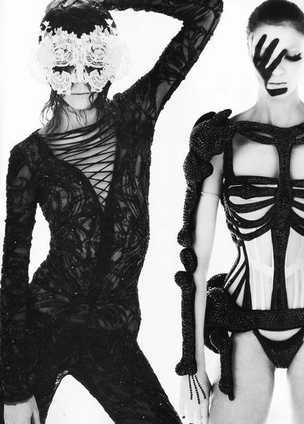 Lara Stone, Freja Beha Erichsen & Mariacarla Boscono for Vogue Paris October 2010 by Mert & Marcus 3.jpg