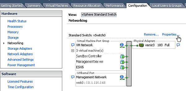 [VMware] 在 VMware ESXi 5 上面安裝 ESXi 5