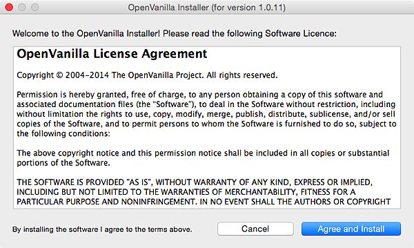 [Mac] 解決 OpenVanilla 在 Line 上無法輸入中文的問題