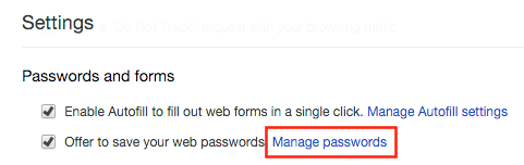 [Chrome] 從設定或 Developer Tools 中找出 Chrome 儲存的密碼