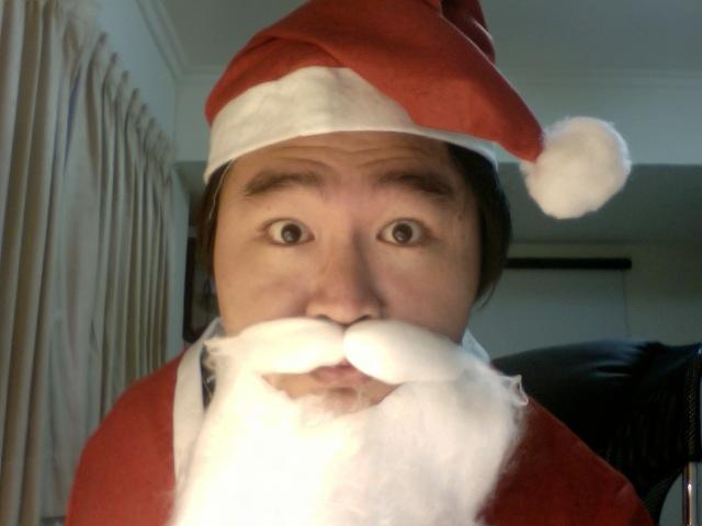 聖誕老人自拍.jpg