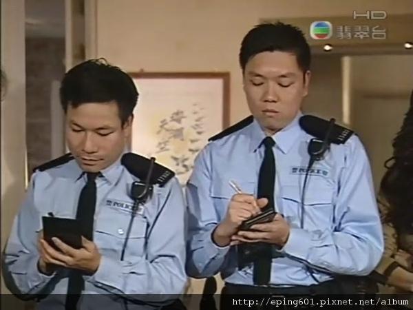 港片/劇常出現的警察03