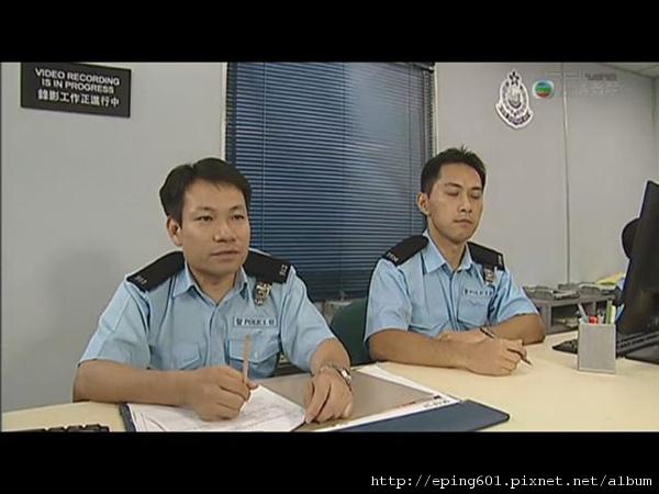 港片/劇常出現的警察01