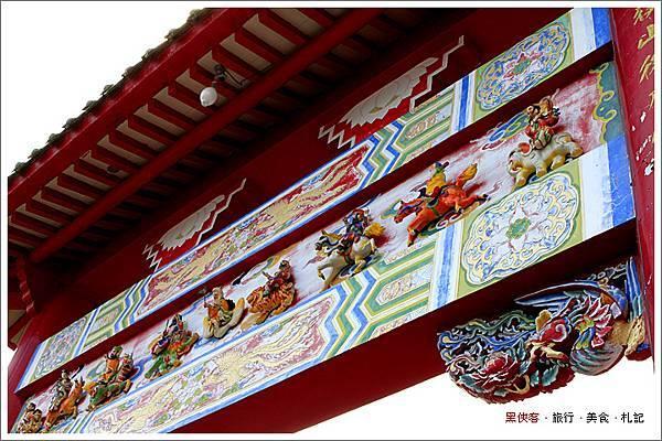 2012-10-15_遊記│花蓮瑞穗_青蓮寺祈福平安趣 by.黑俠客