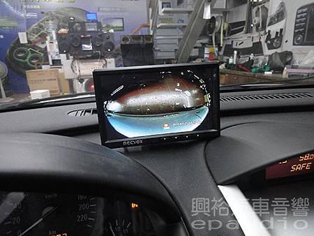 液晶電視螢幕/前、後、左、右影像畫面