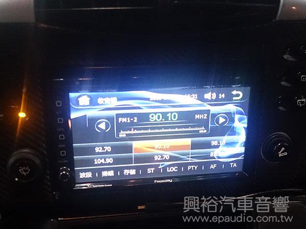 收音機畫面
